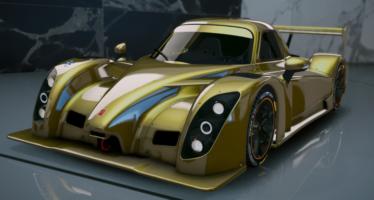Моды для GTA 5 Radical RXC Turbo