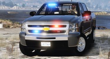 Моды для GTA 5 Slicktop Silverado