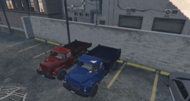 Моды для GTA 5 ZIL-131 and 130