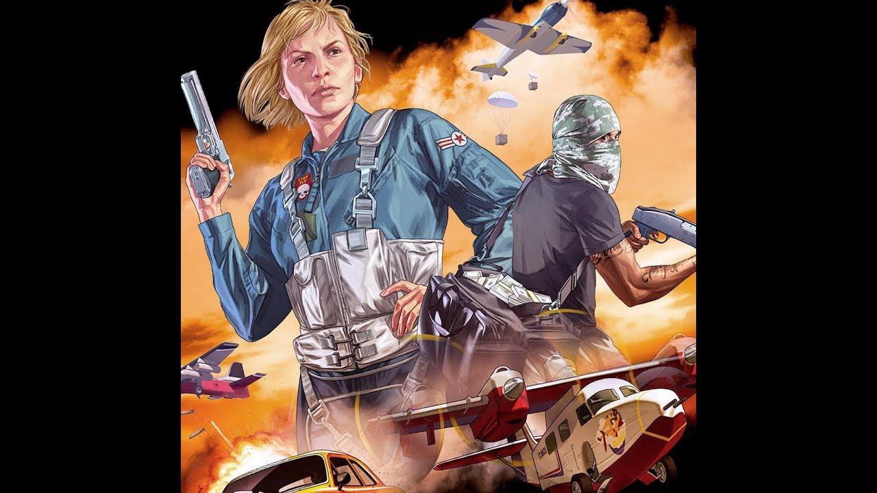 Патч 1.0.1180.2 «Контрабандисты» для GTA 5 Online