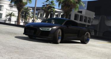 Audi V10 Plus