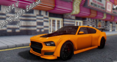 Моды для GTA 5 Bravado Buffalo Edition
