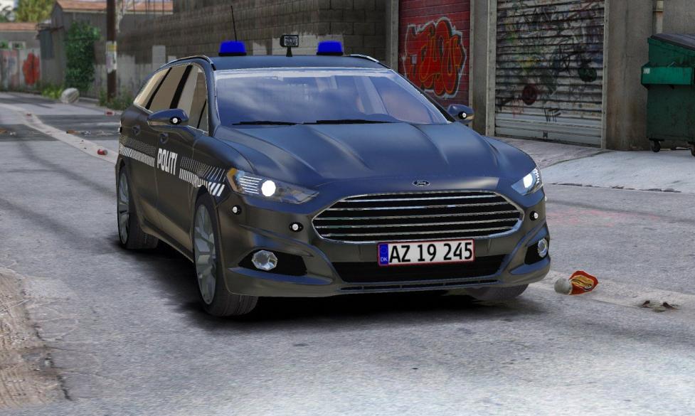 Ford Mondeo MK5 Estate 2016