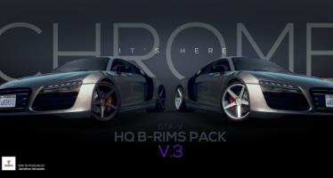 HQ B-Rims Pack