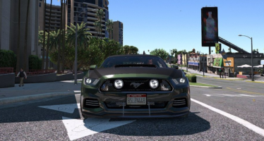 zQrba' s Ford Mustang GT