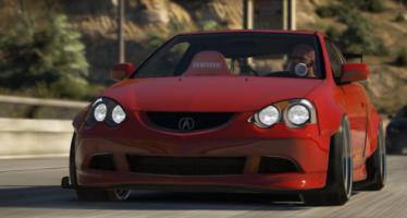 Acura RSX Widebody