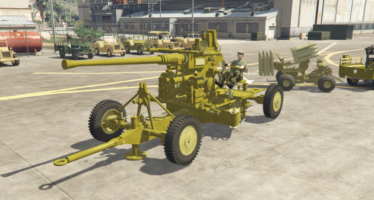 Army Jeeps