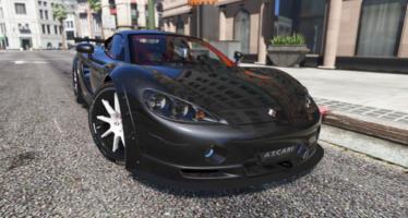 Ascari KZ1R