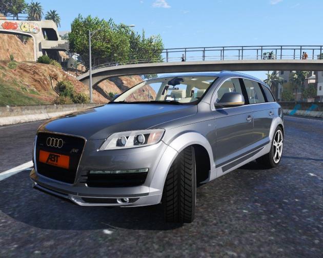 Audi Q7 AS7 V12 ABT