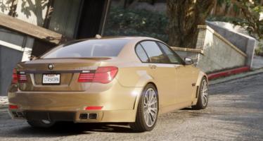 BMW LUMMA