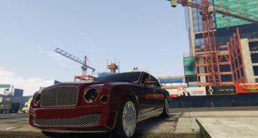 Bentley Mulsanne Admiral