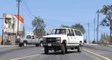 Chevrolet Silverado 3500LS