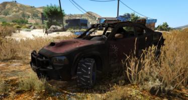 Dodge Charger Apocalypse