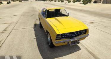 Dodge improved vigero
