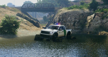 Ford Raptor Border