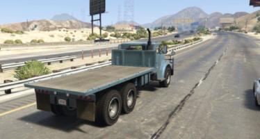 HYV Sturdy Flatbed
