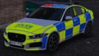 Jaguar XE Police