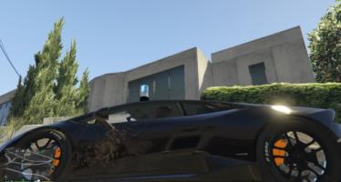 Lamborghini Huracan Kripo
