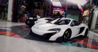 McLaren MSO 688HS