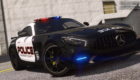 Mercedes-Benz AMG Police