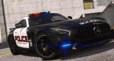 Mercedes-Benz AMG Police