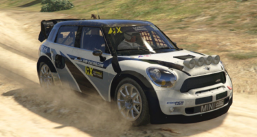 Mini Countryman Rallycross