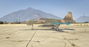 Northrop F-5E