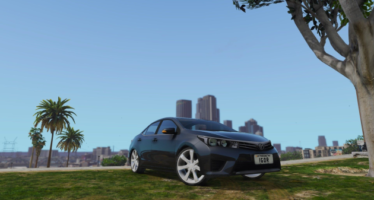 Toyota Corolla Edit