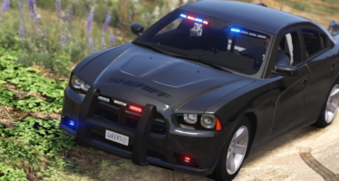 Unmarked Dodge Charger