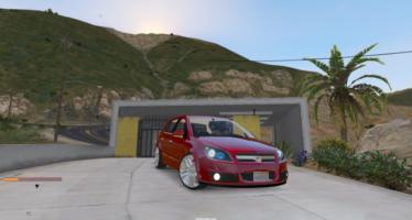 Chevrolet Vectra GTX