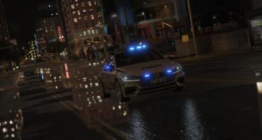 Volkswagen Arteon Police
