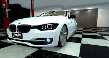 BMW 335i Aro 22