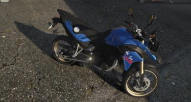 BMW - F800 GS