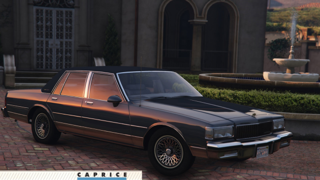 Chevrolet Caprice Brougham