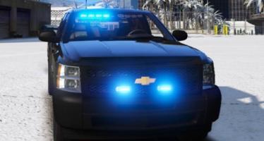 Undercover Chevy Silverado
