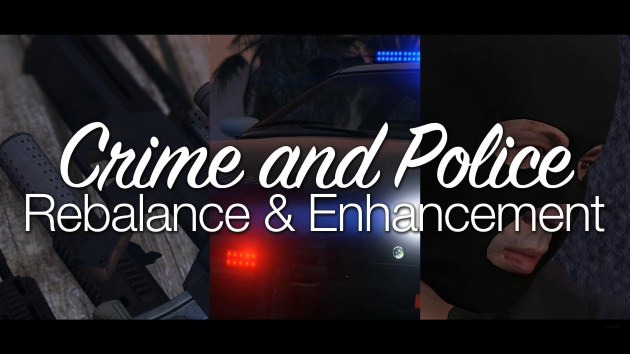 Crime and Police Rebalance Enhancement