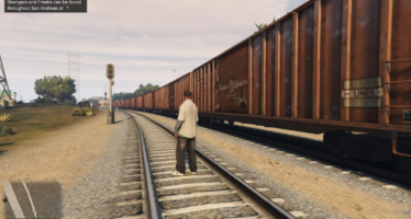 Improved freight train