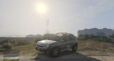 Renault Duster - LSSD