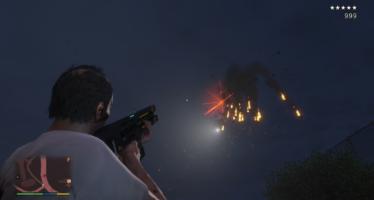 Laser Rocket