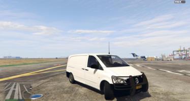 Mercedes-Benz Vito Undercover