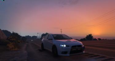 Mitsubishi X