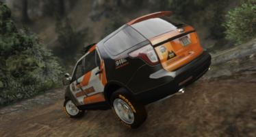 Ford Explorer Mountain
