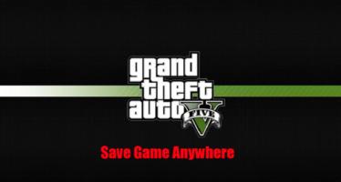 Save Game Anywhere