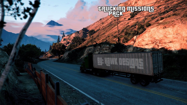 Trucking Missions Pack