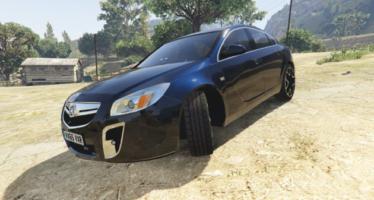 PSNI Vauxhall Insignia