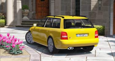 1999 Audi S4 Avant