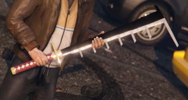 Bleach Style Sword