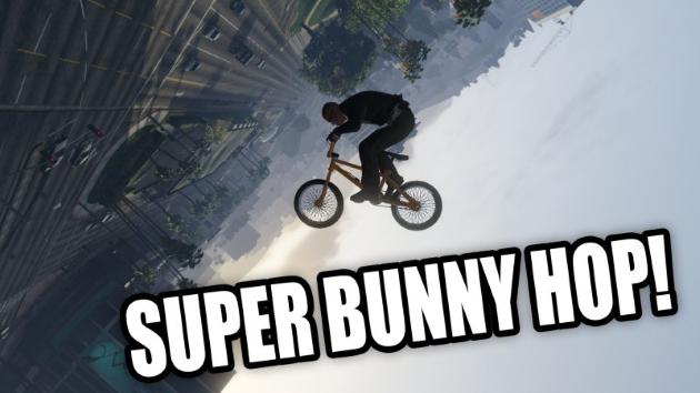 Super BMX — Bunnyhop