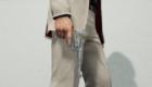 Double Action Revolver