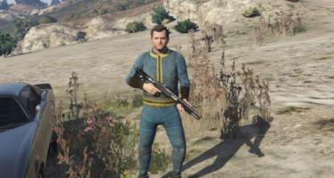 Fallout suit